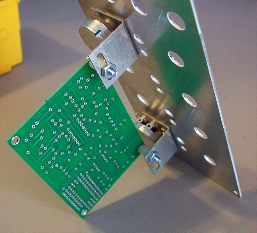 Mfos Universal Pcb Mounting Bracket Pack Of 2