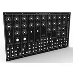 MFOS Synth DIY Experimenter front panel