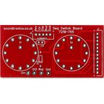 Sequencer Rotary Switch PCB