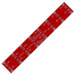 8x2y Sequencer Toggle Switch + LED Panel PCB (35x)