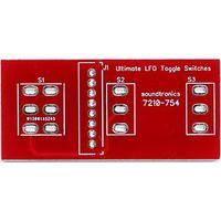 Sound Lab Ultimate LFO Switch PCB