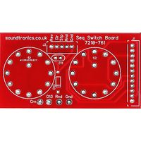 Sequencer Wafer Switch Panel PCB