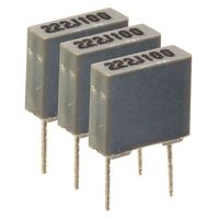 Matched Polyester Capacitors for YuSynth