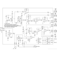 YuSynth Noise + S&H Schematic