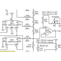 mfos voltage quantizer synth module diy electronics parts kit. Black Bedroom Furniture Sets. Home Design Ideas